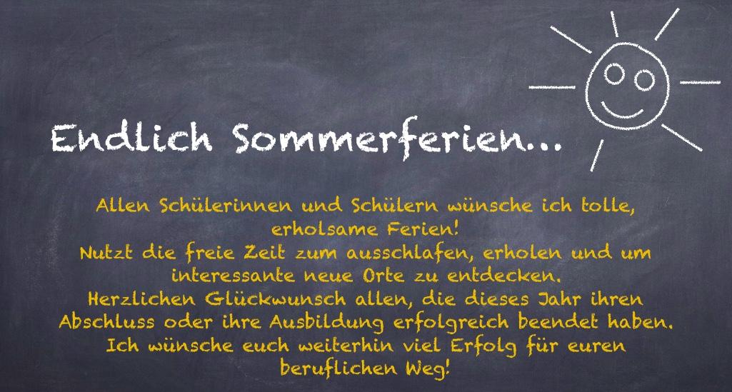 Schöne Ferien für alle … › Volker Senftleben